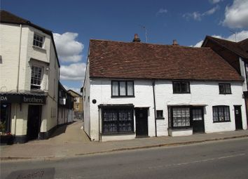 Thumbnail 2 bed end terrace house to rent in West Street, Marlow, Buckinghamshire