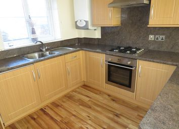 Thumbnail 2 bed flat to rent in Handel Street, Derby