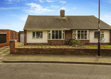 Thumbnail 2 bed bungalow to rent in Highcross Road, North Shields, Tyne And Wear