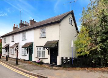 Thumbnail 2 bed end terrace house for sale in Old Mill Road, Hunton Bridge, Kings Langley