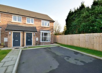 Thumbnail 3 bed semi-detached house for sale in Ford Farm Close, Warrington