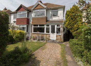 Thumbnail 3 bed semi-detached house for sale in Lower Road, Minster On Sea, Sheerness