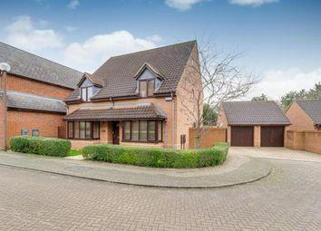 Thumbnail 5 bed detached house for sale in Hugh Parke Close, Loughton, Milton Keynes, Buckinghamshire