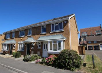 Thumbnail 3 bed semi-detached house for sale in Wyvern Close, Weston-Super-Mare