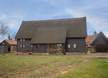 Thumbnail 4 bedroom barn conversion to rent in Capps Lane, All Saints South Elmham, Halesworth