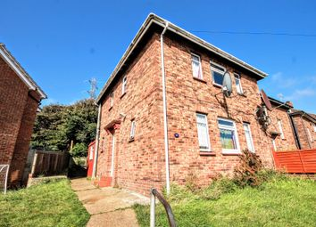 Thumbnail 3 bedroom semi-detached house for sale in Highdown, Southwick, Brighton