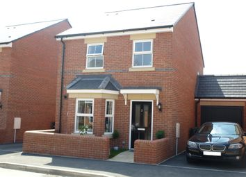 Thumbnail 3 bed link-detached house for sale in Hawkins Way, Eastleigh