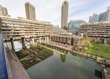 Thumbnail 1 bed flat to rent in Andrewes House, Barbican, London
