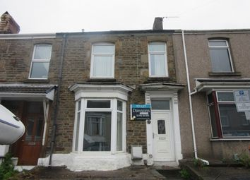 Thumbnail 5 bedroom flat to rent in Rhondda Street, Mount Pleasant, Swansea.