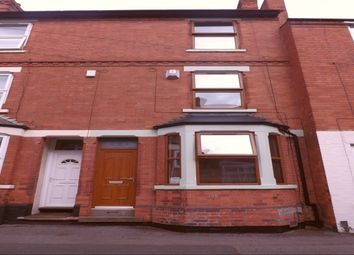 Thumbnail 4 bed terraced house for sale in Lees Hill Street, Nottingham
