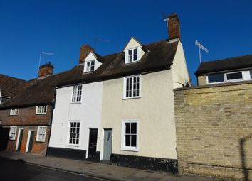Thumbnail 3 bed cottage to rent in Westgate Street, Bury St. Edmunds