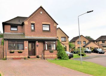 Thumbnail 5 bedroom detached house for sale in James Hamilton Drive, Bellshill