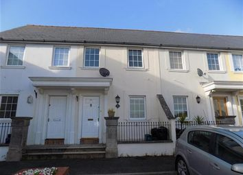 Thumbnail 2 bed terraced house for sale in Cadogan Close, Johnston, Haverfordwest