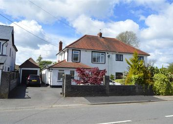 Thumbnail 3 bedroom semi-detached house for sale in Bishopston Road, Bishopston, Swansea