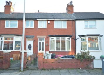 Thumbnail 3 bed terraced house to rent in Lynton Avenue, Blackpool