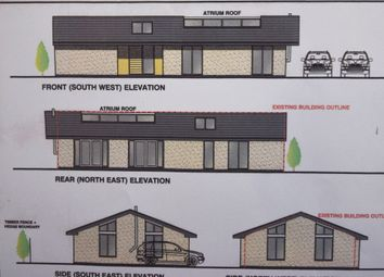 Thumbnail 2 bed detached bungalow for sale in Mill Lane, Staining, Blackpool, Lancashire