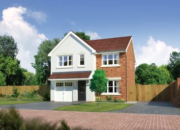 """Thumbnail 4 bed detached house for sale in """"Carlton"""" at Palladian Gardens, Hooton Road, Hooton, Wirral"""