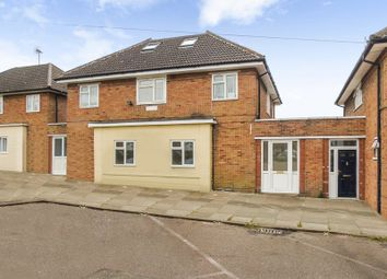 Thumbnail 3 bed flat for sale in Whitesmead Road, Stevenage