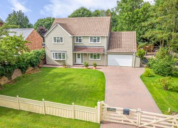 Thumbnail 4 bed detached house for sale in Shimpling, Bury St Edmunds, Suffolk
