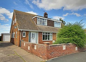 Thumbnail 3 bed semi-detached house for sale in Plumtree Road, Thorngumbald, Hull