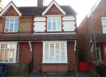 Thumbnail 3 bed terraced house to rent in Victoria Road, Cranleigh