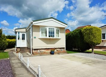 Thumbnail 2 bed mobile/park home for sale in Palm Grove Court, Doncaster