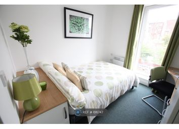 Thumbnail Room to rent in Riverside House, Salford