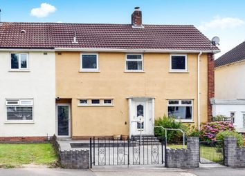 Thumbnail 3 bedroom terraced house for sale in Fishguard Road, Llanishen, Cardiff