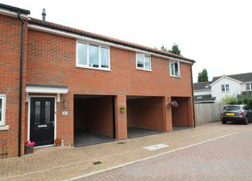 Thumbnail 2 bed maisonette for sale in Buzzard Rise, Stowmarket