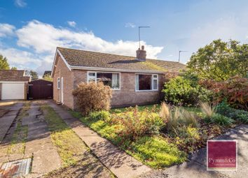 Thumbnail 2 bed semi-detached bungalow for sale in Braydeston Crescent, Brundall, Norwich