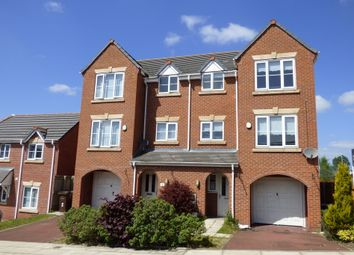 Thumbnail 3 bed town house for sale in Peterhouse Mews, Bootle