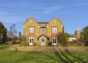 Thumbnail 5 bed detached house for sale in Church Lane, Gamlingay, Sandy, Bedfordshire