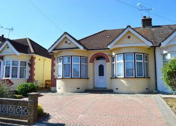 Thumbnail 2 bed bungalow for sale in Ingreway, Harold Wood, Romford