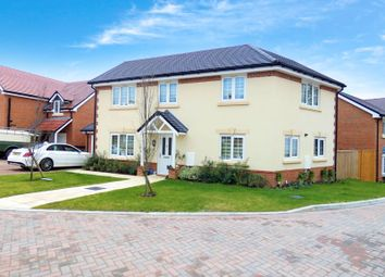4 bed detached house for sale in Hellyar Rise, Hedge End, Southampton SO30