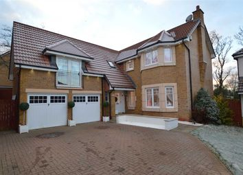 Thumbnail 5 bed detached house for sale in Lybster Way, Blantyre, Glasgow