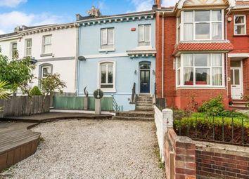 Thumbnail 4 bedroom terraced house for sale in Millbridge, Plymouth, Devon