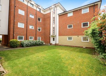 Thumbnail 2 bed flat for sale in Bakers Close, St. Albans