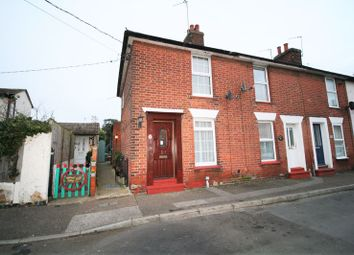 Thumbnail 2 bed end terrace house for sale in Well Street, Brightlingsea, Colchester