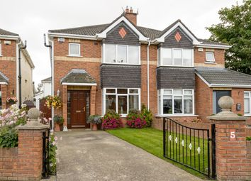 Thumbnail 3 bed semi-detached house for sale in 5 The Vale, Skerries Rock, Skerries, County Dublin