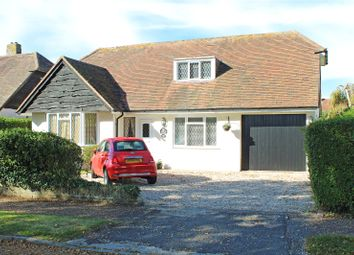 Thumbnail 5 bed bungalow for sale in Mill Road Avenue, Angmering, Littlehampton