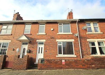 Thumbnail 3 bed terraced house for sale in Bradley Carr Terrace, South Elmsall, Pontefract, West Yorkshire