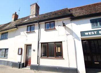 Thumbnail 1 bed cottage for sale in The Street, Bramford, Ipswich, Suffolk
