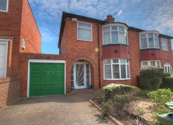 Thumbnail 3 bed semi-detached house to rent in St Julien Gardens, Newcastle Upon Tyne