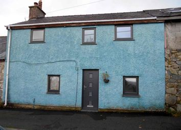 Thumbnail 3 bed terraced house to rent in Mountain Road, Rachub, Bangor