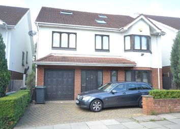 Thumbnail 6 bed detached house to rent in Lyndhurst Gardens, Finchley Central, Finchley