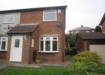 Thumbnail 2 bed semi-detached house for sale in Spen Burn, High Spen, Rowlands Gill
