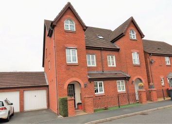 Thumbnail 3 bedroom semi-detached house for sale in 54 Saville Close, Wellington, Telford