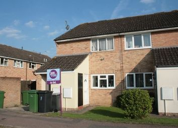 Thumbnail 1 bed maisonette to rent in Laytom Rise, Tilehurst, Reading