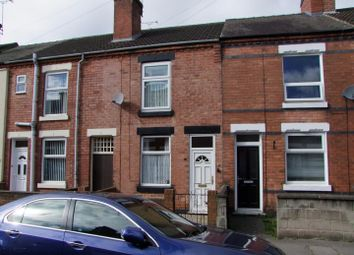 Thumbnail 2 bed terraced house for sale in South Broadway Street, Burton-On-Trent