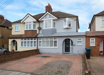 Thumbnail 3 bed semi-detached house for sale in Hillingdon Road, Garston, Hertfordshire